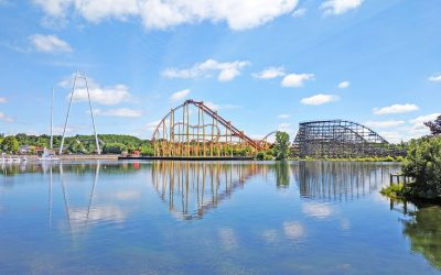 All the Must-Do attractions at Michigan's Adventure