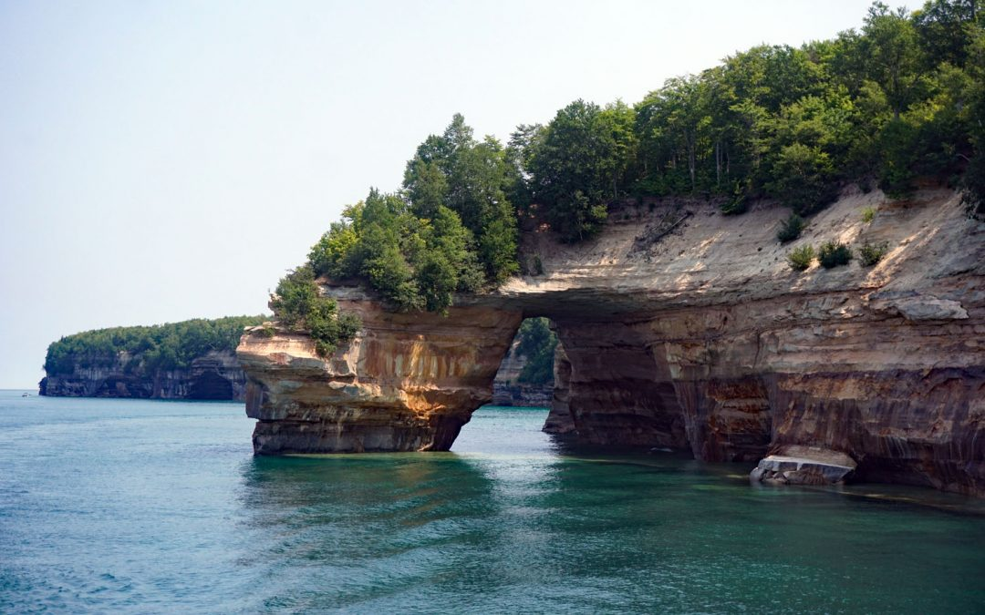You Don't Want to Miss a Pictured Rocks Boat Tour